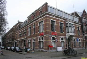Brandweergebouw, Amsterdam