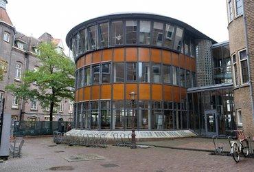 Gebouw Theo Bosch, Binnengasthuisterrein Amsterdam