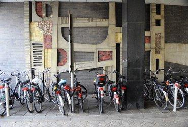 Monumentaal werk Jan Dijker, Tilburg