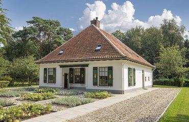 vakantiewoning Schaffelaarse Boshuis