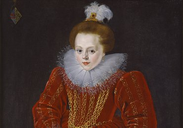 portret Catharina van Arkel