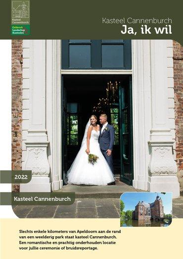 Huwelijken op kasteel Cannenburch