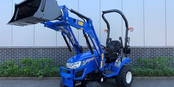 OCCASION: New Holland Boomer 25 Compact