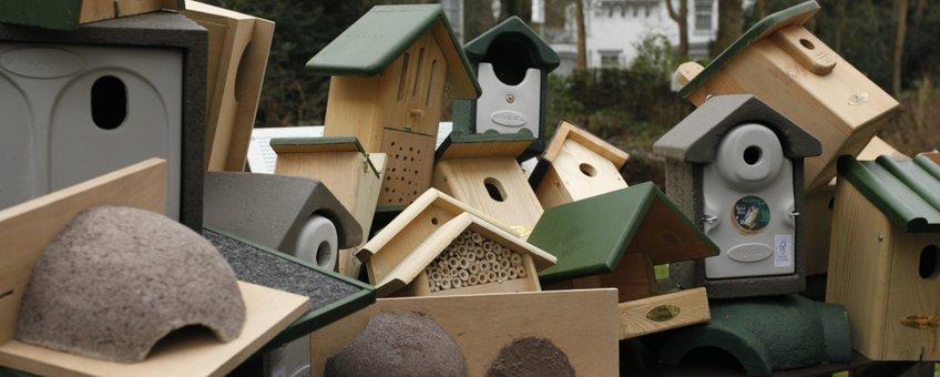 Nestkasten Vogelbescherming