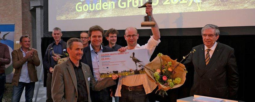 Gouden Grutto 2017 Publieksprijs