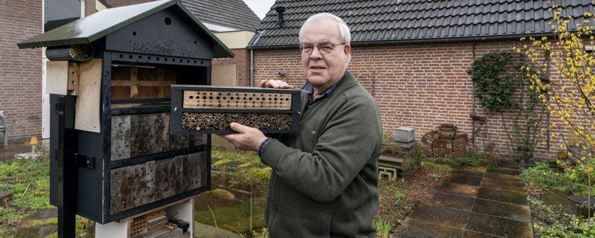 Pieter van Breugel, Groene Held