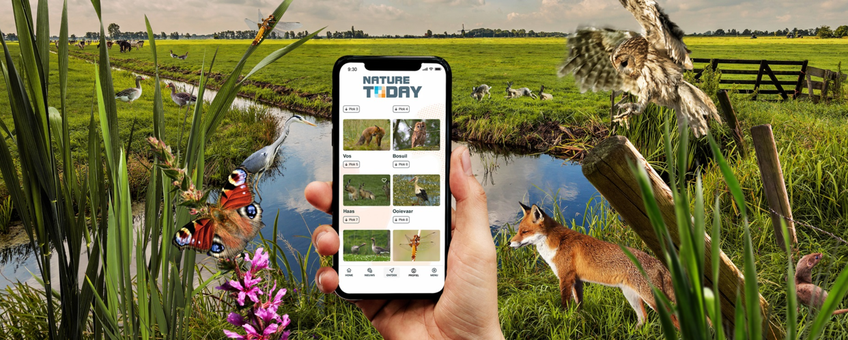 Nature Today app