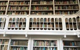 Bibliotheek Heimans en Thijsse Stichting in Hugo de Vries Centrum