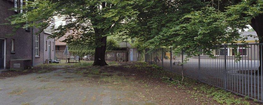 Schoolplein in Geldrop
