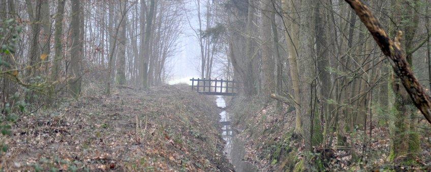 Stilliwald watergang