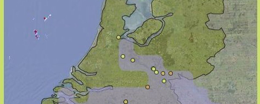 Start van het pollenseizoen verwacht door Pollenplanner op vrijdag 28 mei 2010 op allergieradar.nl