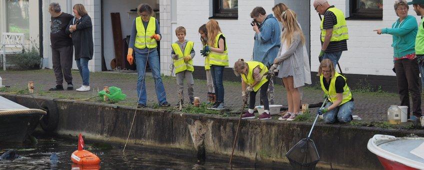 Leiden grofvuilvissen