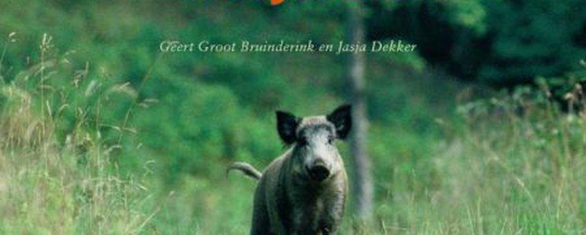 cover boek wild zwijn