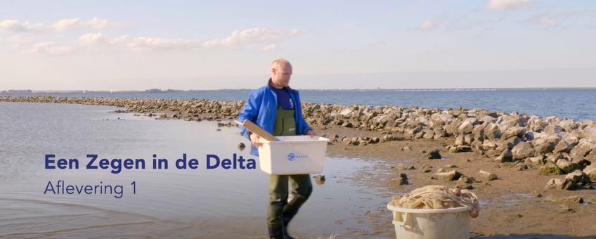 videostill uit serie Zegen in de Delta