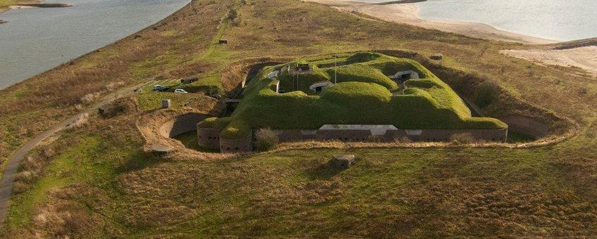 Fort Pannerden VOOR EENMALIG GEBRUIK