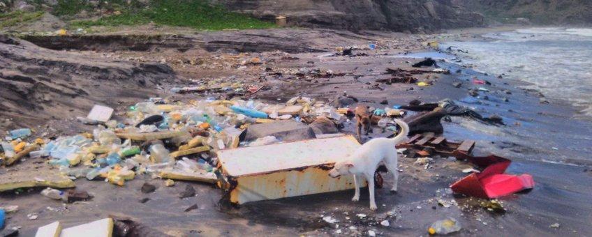 Afval St. Eustatius