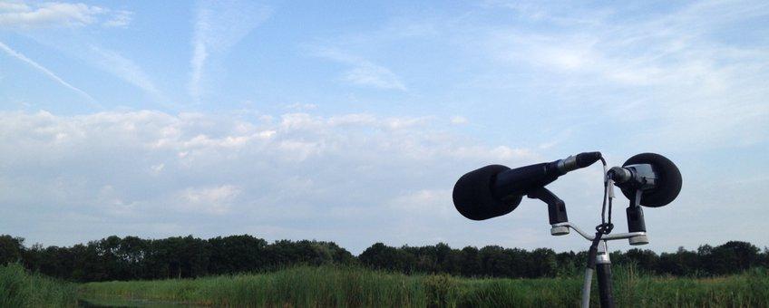 buitenmicrofoon Vroege Vogels