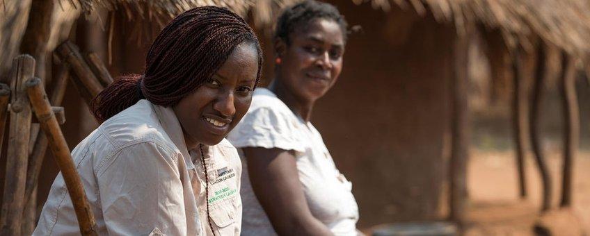 Agness Sililo Musutu, Freshwater Programme Coordinator at WWF Zambia