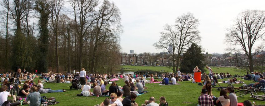 Eenmalig gebruik Recreatie - Picknick in Sonsbeekpark, Arnhem - - Flickr