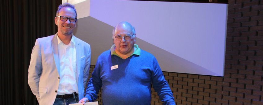 Johan van de Hout en Jeroen Stoutjes