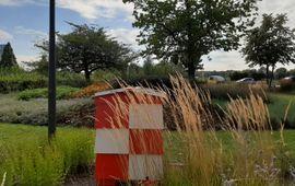 Bijenkast varroa provinciehuis Noord-Brabant eenmalig gebruik