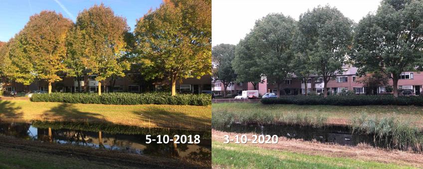 Essen op 5 oktober 2018 en 3 oktober 2020 in Ede