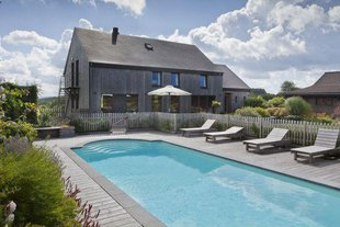 Luxe vakantiewoning België