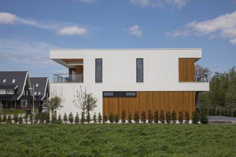 Stoer woonhuis in Nieuwkoop