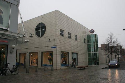 Winkelpand C&A Stationsstraat