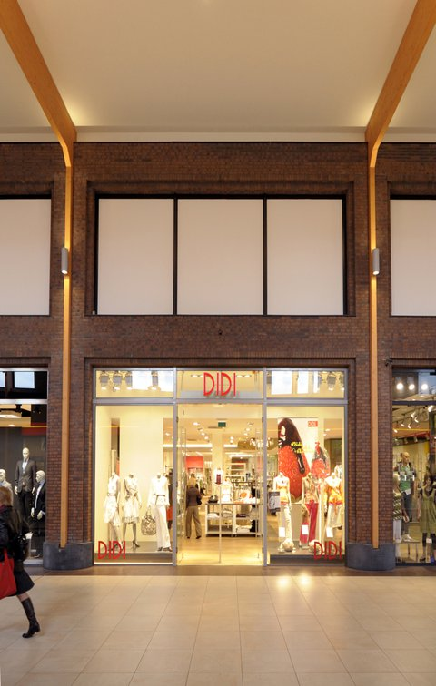 Winkelcentrum Polderplein