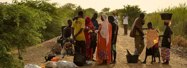 Mensen West Afrika / Lars Soerink