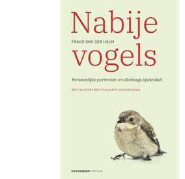 Cover boek Nabije vogels