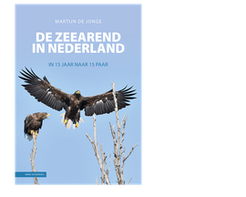 Cover De zeearend in Nederland