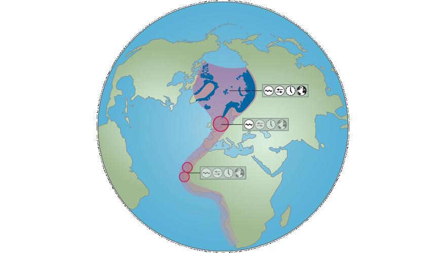 Infographic klimaatverandering / Jeroen Reneerkens