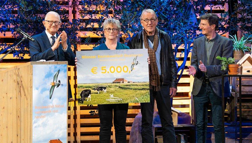 Prijs Basiskwaliteit Domein Landelijk Gebied / Floris van Bergen