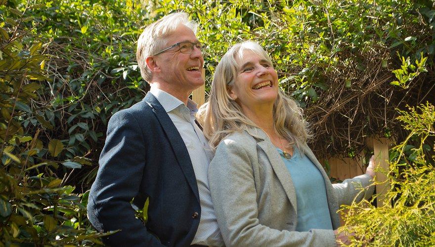 Ellis Samsom en Rik Harmsen / Hans Peeters