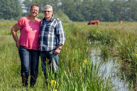 Wout en Gerrie Boer / Fred van Diem