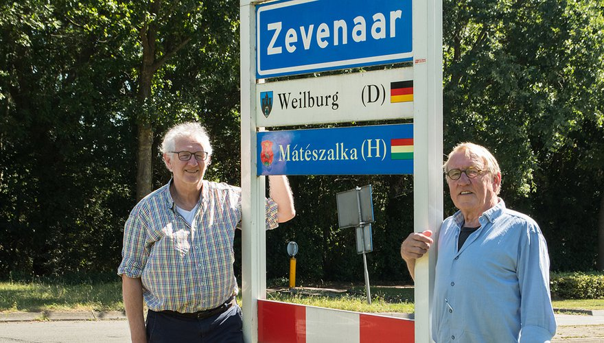 Robert Kwak & Anton Stortelder / Hans Peeters