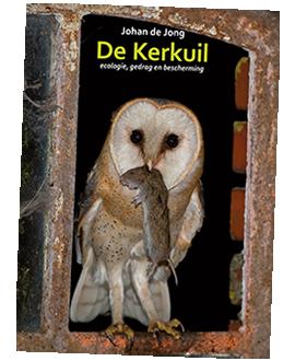 cover De Kerkuil / Johan de Jong