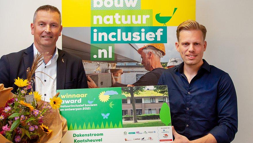 Winnaar Award natuurinclusief bouwen 2021 Dakenstroom