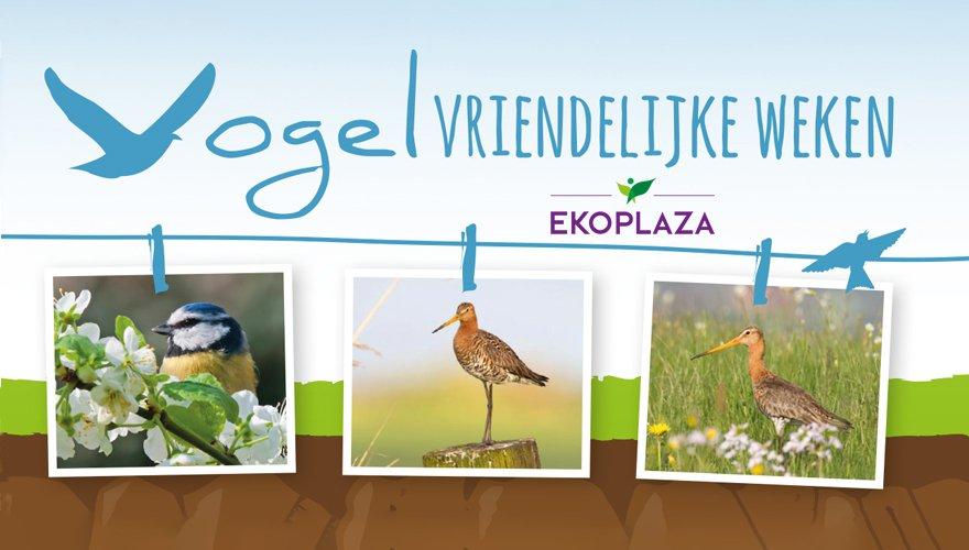 Ekoplaza Vogelvriendelijke weken
