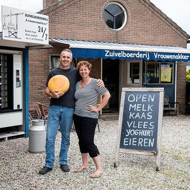 Koos en Monique Langelaar / Fred van Diem