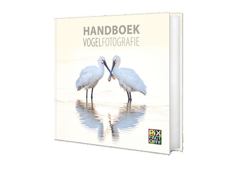 Cover Handboek Vogelfotografie