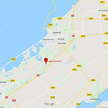 Huiszwaluwkolonie Flevoland