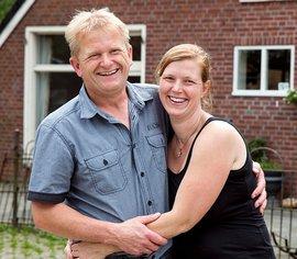 Berend en Wilma Steenbergen / Fred van Diem