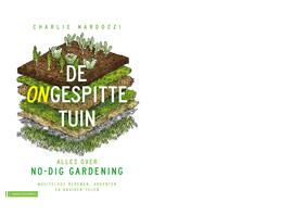 Cover De ongespitte tuin