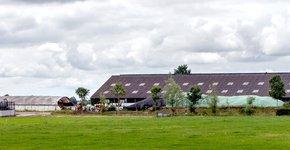 Boerderij van Weidevogelboer Willem Courtz / Fred van Diem