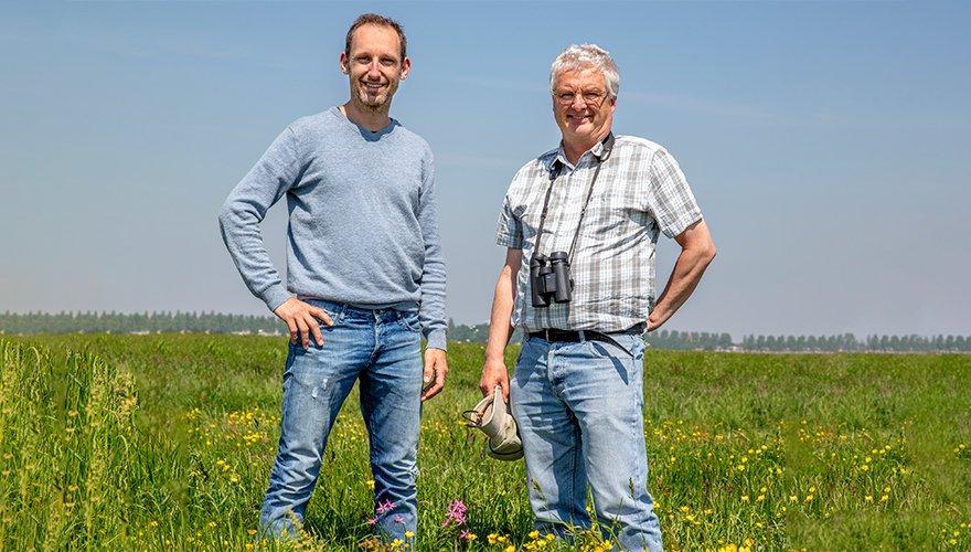 Martijn Postma en Mark Kuiper / Fred van Diem