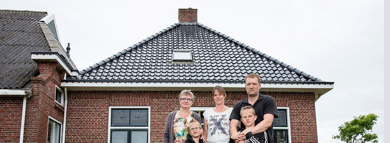 Boerderij van Willy Muilwijk / Fred van Diem