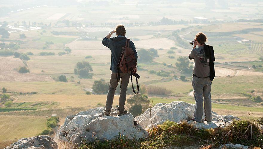 Natuurbeschermers op Malta / Lars Soerink (Vilda)